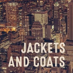Jackets and coats 🧥 section